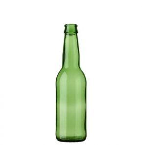 Beer bottle crown 33cl Ale green (MW)
