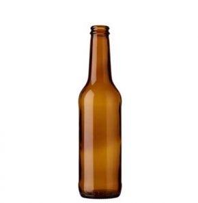 Beer bottle crown 33cl Ale light brown (OW)