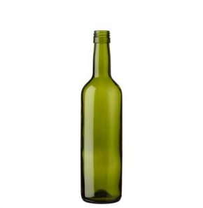 Désirée Wine bottle BVS 50 cl green