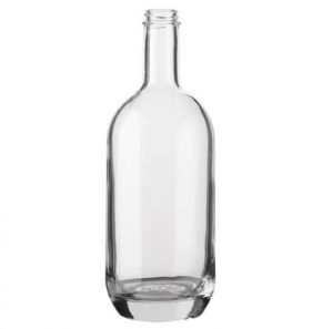 Gin bottle GPI 400-33 100cl white Moonea