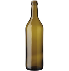 Vaud Wine Bottle BVS 75cl Olive