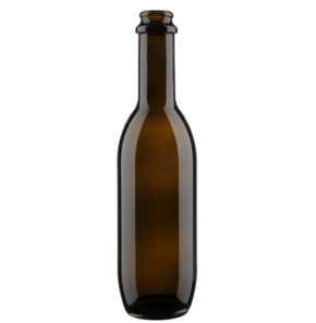 Beer Bottle Crown 33cl Malta brown