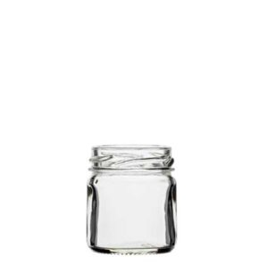 Jam Jar 41 ml white TO43
