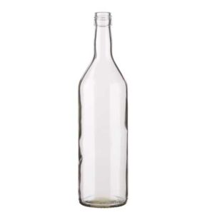 Vaud wine bottle BVS 75 cl white