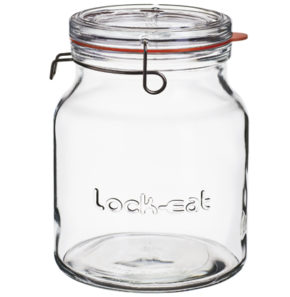 Swing top jar 2000ml Lock Eat