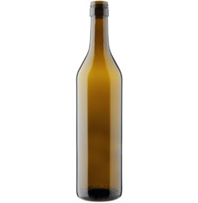 Vaud wine bottle BVS 30H60 70cl oak